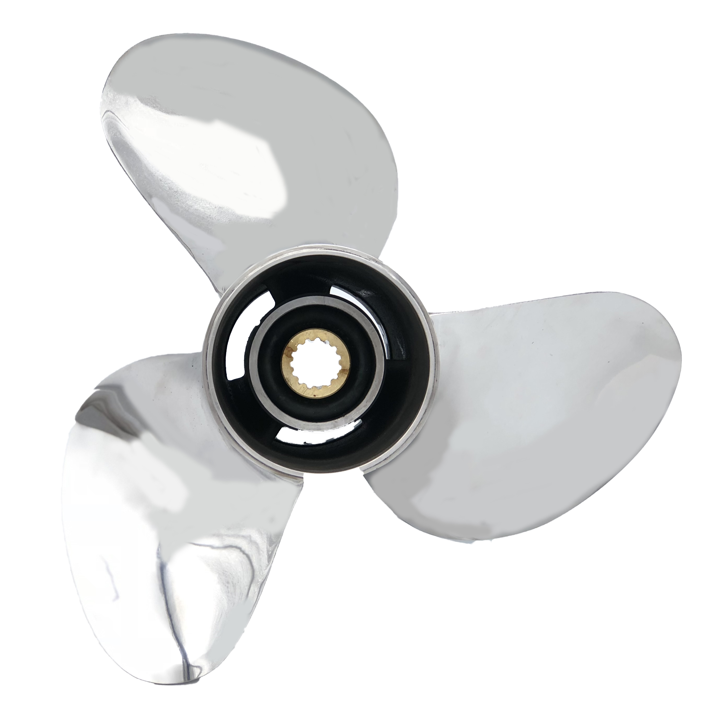 STAINLESS STEEL PROPELLERS